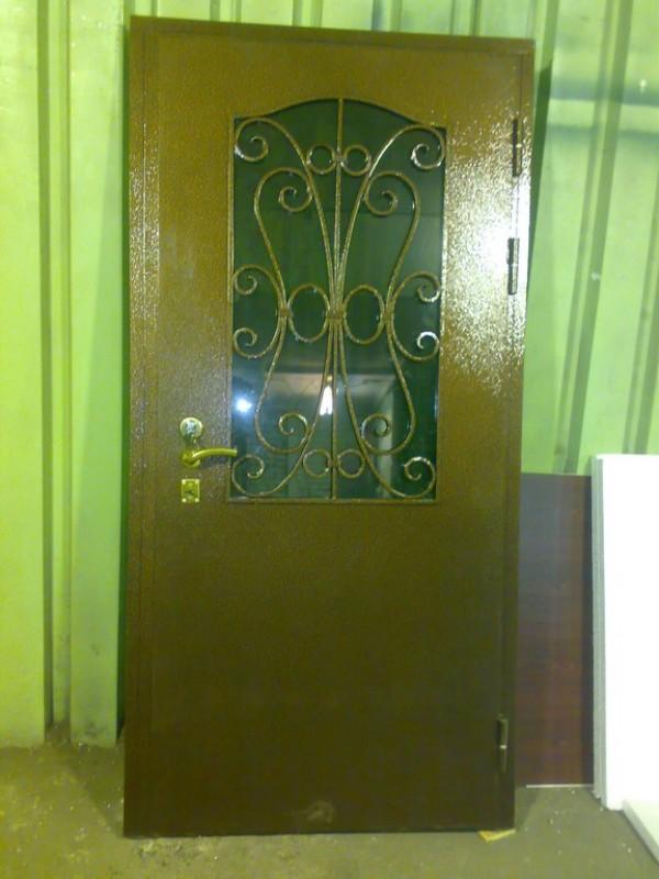 кованые стальные двери в жуковском