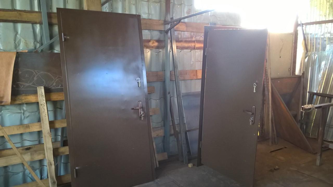 железная дверь эконом в солнечногорске