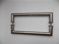 Замена ручек на стальные двери недорого