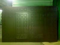 Двери металлические для широких проемов