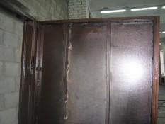 Каркас металлической двери