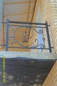 Балконные перила с ковкой купить в Клину