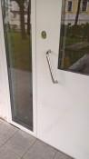 Ручка скоба для входной металлической двери