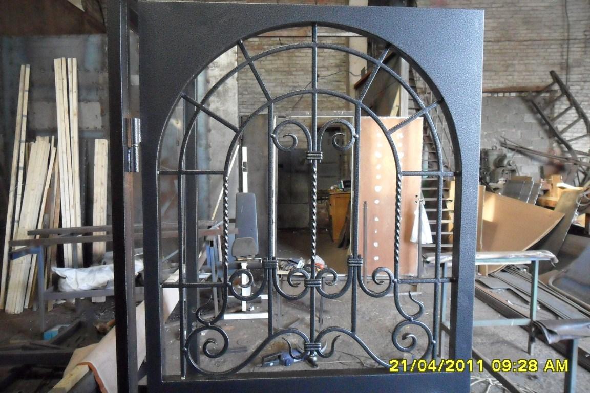 дверь металлическая для общей площадки