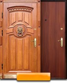 железная дверь установить в волоколамске
