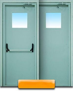 Дверь с замком антипаника