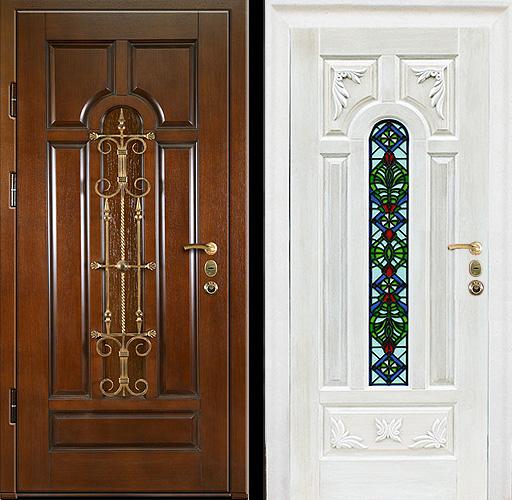 металлические входные двери массив москва
