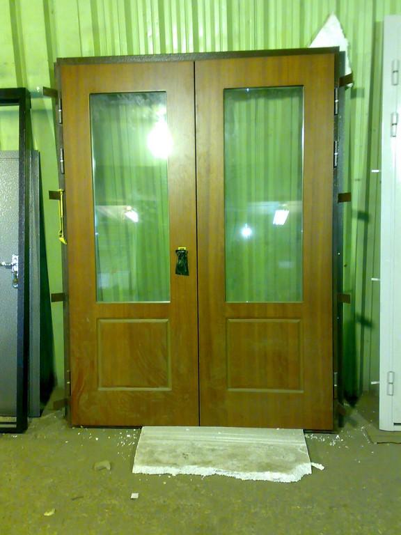 стальные двери черноголовка