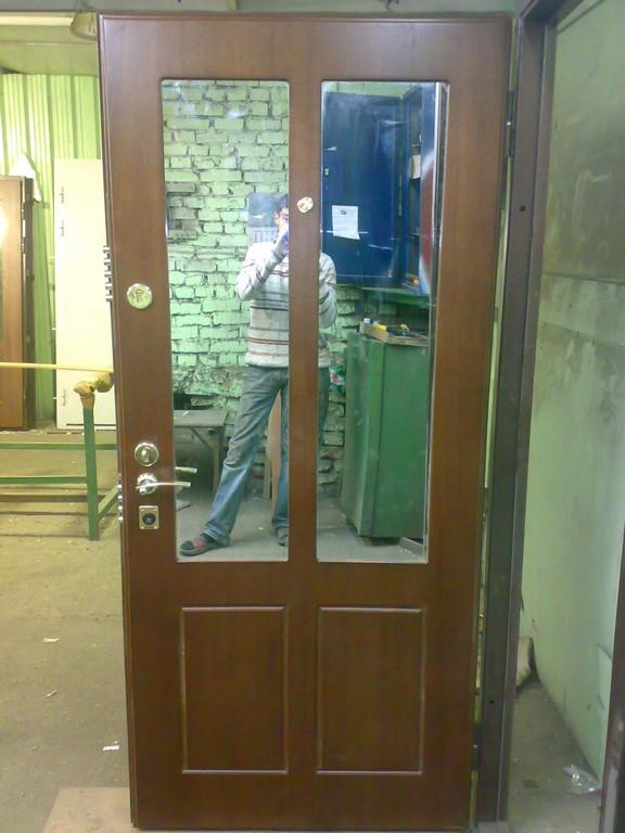 двери металлические с зеркалом в мытищах