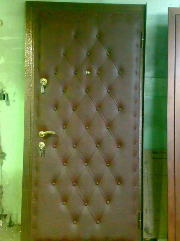 железная дверь в пушкине