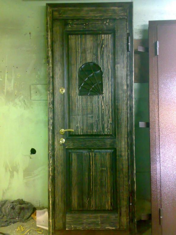 дверь металлическая руза