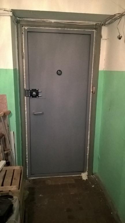 тамбурные железные двери зеленоград