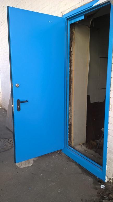 стальные двери электроугли производство