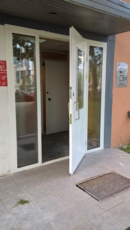 установка стальных дверей лыткарино