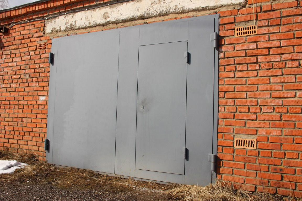 ремонт гаражных ворот в ногинске